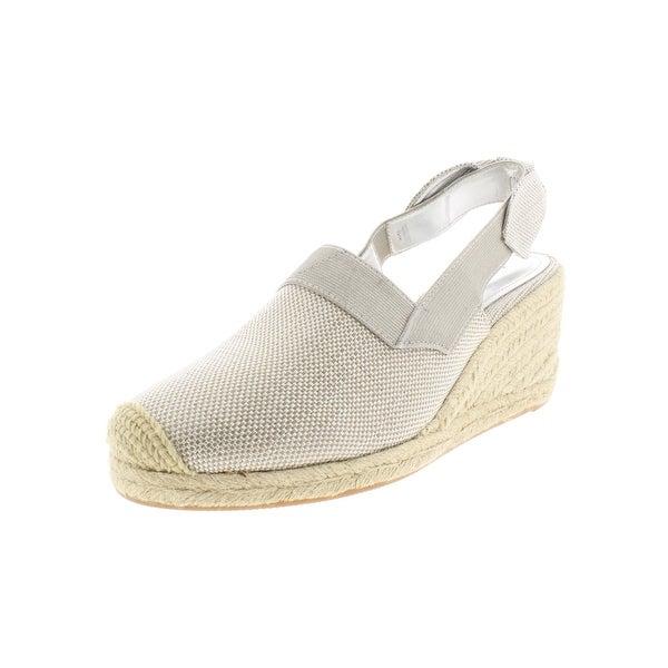 2a160fbe358 Shop Lauren Ralph Lauren Womens Helma Espadrilles Textured Sandals ...