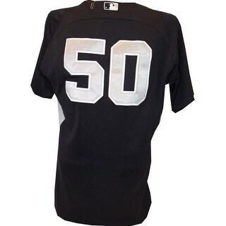 Mick Kelleher Jersey NY Yankees 2012 Game Worn 50 Spring Training Road BP Top EK090438 44