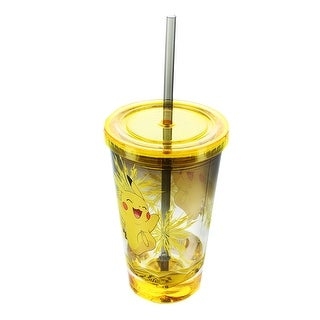 Pokemon Electric Pikachu 16oz Carnival Cup - Multi