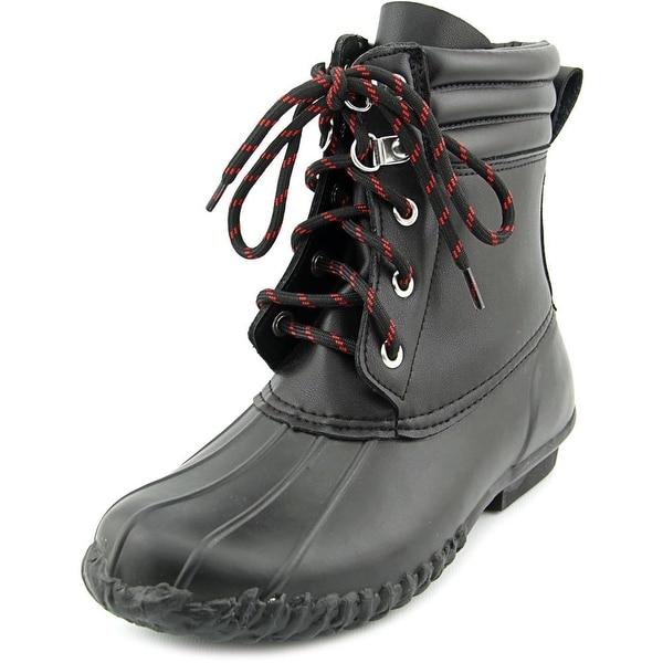 American Living Lyndsey Women Blk/Blk Snow Boots