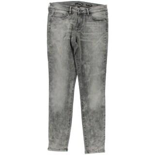 Kiind Of Womens Denim Stretch Skinny Jeans - 30