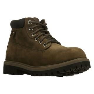 Skechers 4442 CHAR Men's VERDICT Boot