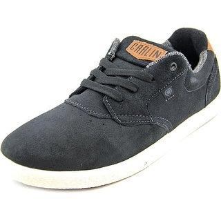 Circa Jc01 Men Round Toe Suede Sneakers