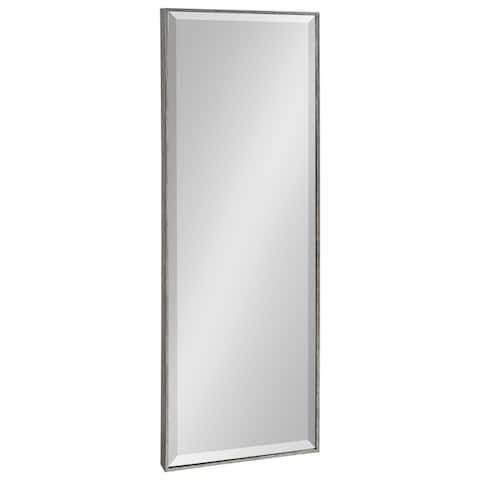 Kate and Laurel Rhodes Framed Wall Mirror