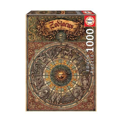 Zodiac - 1000 Pcs