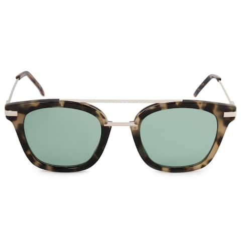 Fendi Square Sunglasses FF0224S 2IK QT 48 - 48mm x 22mm x 145mm