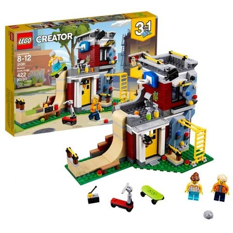 LEGO Creator Modular Skate House - 31081