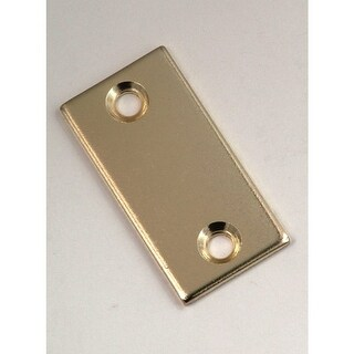 First Watch 1190 Rectangular Filler Plate for Unused Latch Face Cutouts