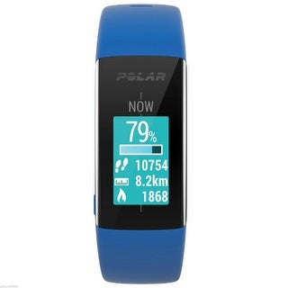 Polar A360 Blue - Medium Fitness Tracker With Wrist-Based Heart Rate