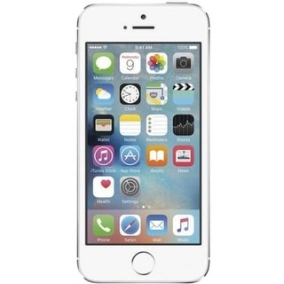 Refurbished Apple iPhone 5S 16GB Silver - AT&T IPH5SWH16A iPhone