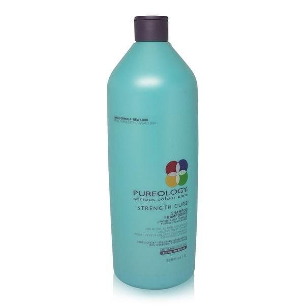 Pureology Strength Cure Shampoo 33.8 Oz