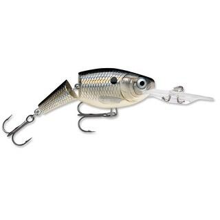 Rapala Jointed Shad Rap 04 Fishing Lure - Silver Shad - silver shad