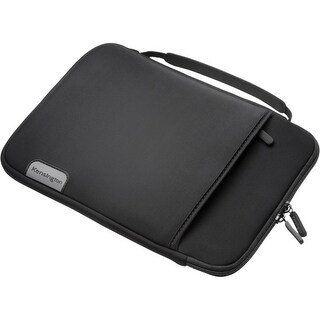 """Kensington K62575WW Kensington Carrying Case (Sleeve) for 10"" Tablet PC, iPad - Neoprene - Handle"""