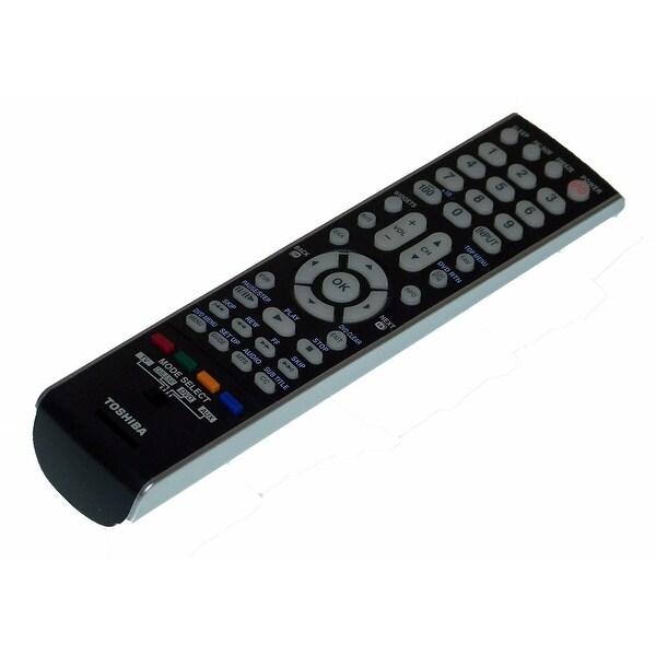 OEM Toshiba Remote Control: 40UL605, 40UL605U, 46UL605, 46UL605U, 55UL605, 55UL605U, 55UX600, 55UX600U