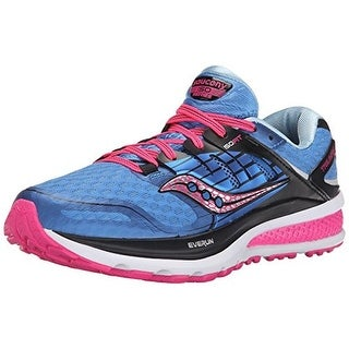 Saucony Womens Triumph ISO 2 Mesh Contrast Trim Running Shoes - 11.5