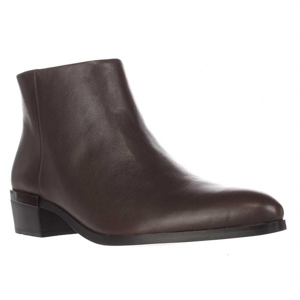 Coach Montana Dress Ankle Boots, Mink