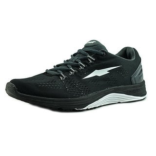 Avia Enhance Men  Round Toe Canvas Black Running Shoe