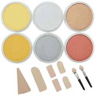 Metallics - PanPastel Ultra Soft Artist Pastel Set 9ml 6/Pkg