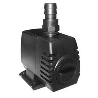Pondmaster 80455 Pond Waterfall Pump w/ 15' Cord & Ground Plug, 1350 GPH