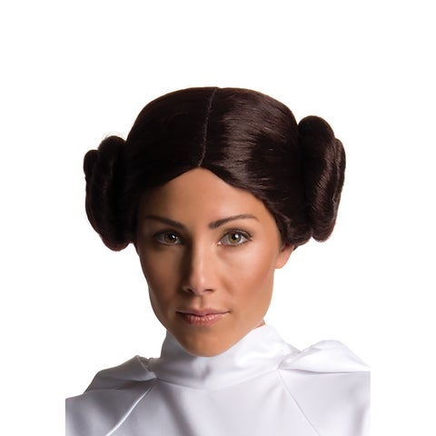 Secret Wishes Princess Leia Wig