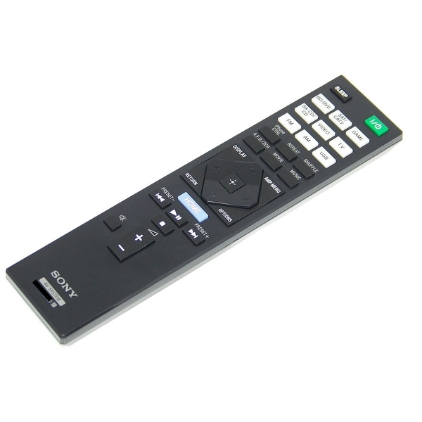 OEM Sony Remote Control Originally Shipped With: STRDH550, STR-DH550, STRDH750, STR-DH750