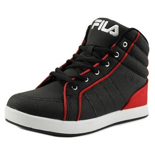Fila Calitac 2 Youth Round Toe Synthetic Black Sneakers