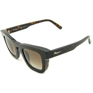 Salvatore Ferragamo SF771S Women Black Sunglasses