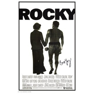 Burt Young Rocky 11x17 Movie Poster