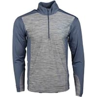 Page & Tuttle Mens Tonal Layering Pullover Casual Outerwear