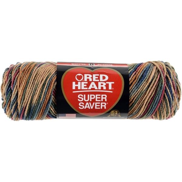 Red Heart Super Saver Yarn-Painted Desert