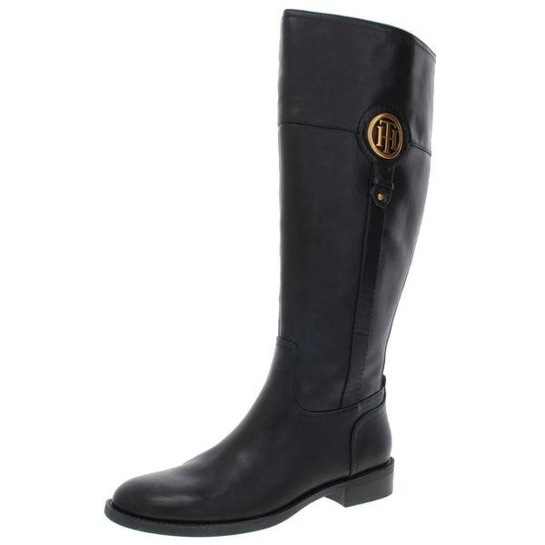 Tommy Hilfiger Boots, Size 8.5 (WIDE CALVES)