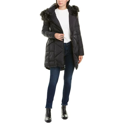 French Connection Asymmetrical Coat