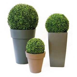 Link to Artificial Decorative Boxwood Hedge Ball For Garden and Patio Use Similar Items in Decorative Accessories