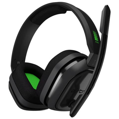 29846fa1501 Logitech Astro A10 Wired Gaming Headset w/Boom Microphone & 3.5mm Plug  (Certified