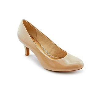 Life Stride Parigi Round Toe Synthetic Heels