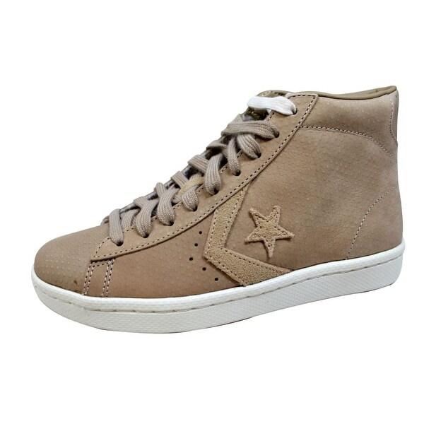Converse Men's Pro Leather 76 Mid Vintage Khaki 155648C Size 5.5