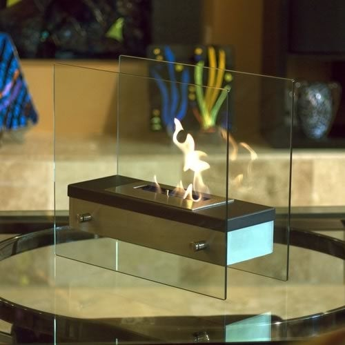 Nu Flame Ardore Tabletop Bio Ethanol Fireplace