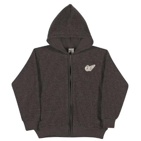 Boys Hoodie Winter Jacket Kids Zip-Up Sweater Pulla Bulla Sizes 2-10 Years