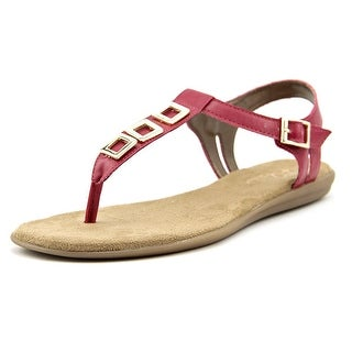 A2 By Aerosoles Enchlave Open Toe Synthetic Thong Sandal
