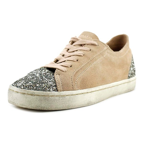 Dolce Vita Xexe Women Suede Pink Fashion Sneakers