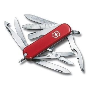 Victorinox Swiss Army Minichamp Ii Pocket Knife,Red