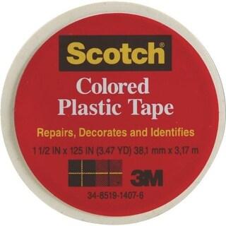 "3M Scotch 1-1/2""Wht Pl Tape 191WT Unit: ROLL"