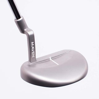 "Rife Golf Maven One Right Hand Silver Putter 35"" MAVEN1-PN-7"