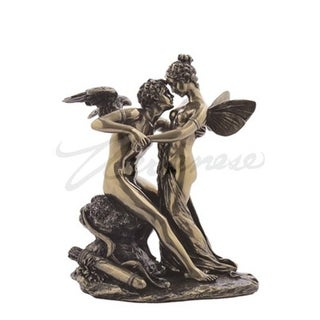 Unicorn Studios WU75197A1 Masterpiece Replica Winged Cupid & Psyche