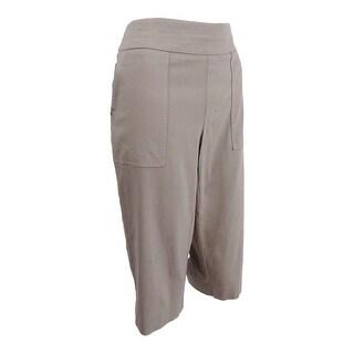 Style & Co Women's Pull-On Capri Pants