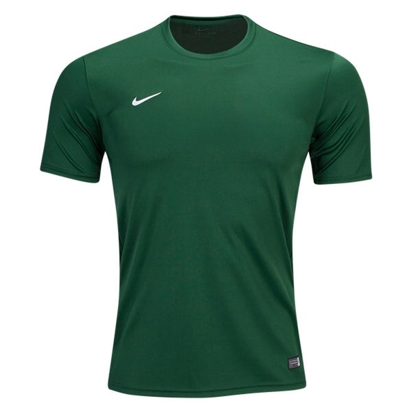 c00d81bd17a Shop Nike Boys Tiempo II Soccer Jersey T-Shirt Dark Green Size Youth Medium  - Free Shipping On Orders Over $45 - Overstock.com - 25993685