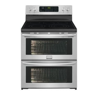 Frigidaire FGEF306TP 30 Inch Wide 7.2 Cu. Ft. Free Standing Electric Range with Quick Clean - Stainless Steel