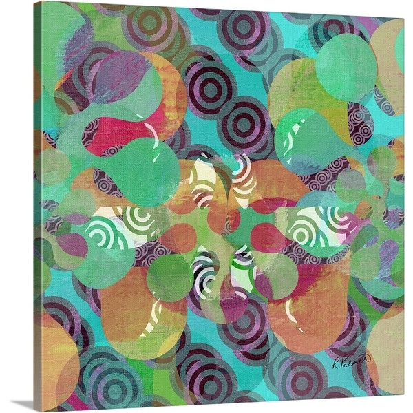 """""""All Jacked Up"""" Canvas Wall Art"""