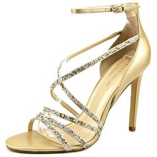 Ivanka Trump Hyde Open Toe Leather Sandals