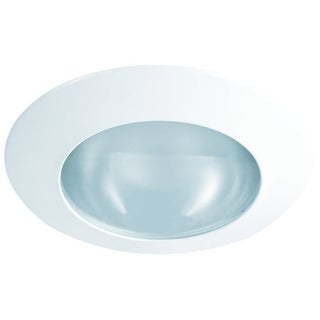 """Elco EL22 6"""" Shower Trim with Frosted Lens"""